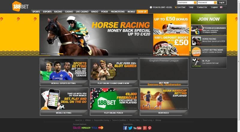 Strategi Menjalankan Bet Di Web 188Bet Taruhan Sport